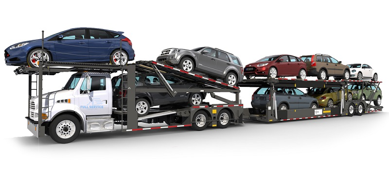 shipping cars transportation